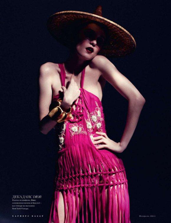 Irina Annabelle Xiao Harpers Bazaar Russia 3
