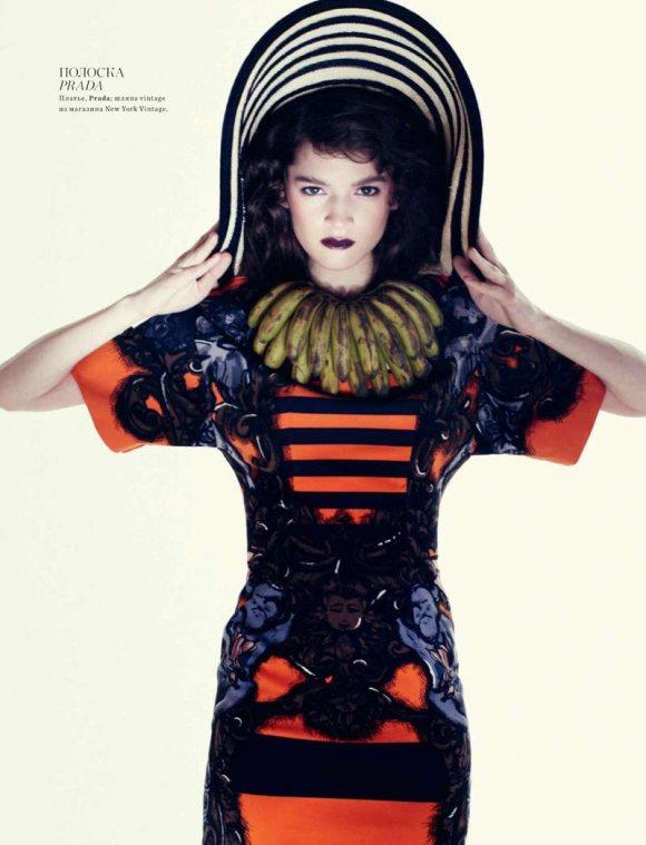Irina Annabelle Xiao Harpers Bazaar Russia 5