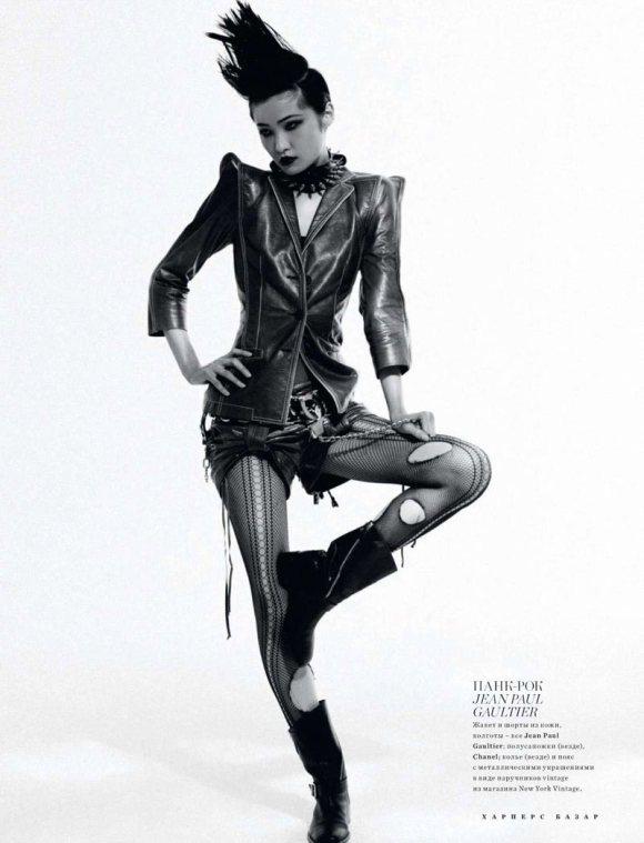 Irina Annabelle Xiao Harpers Bazaar Russia 8