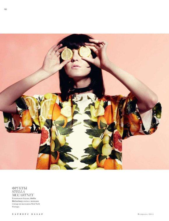 Irina Annabelle Xiao Harpers Bazaar Russia 9