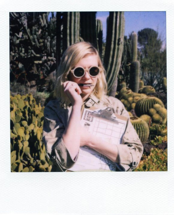 Kirsten Dunst Band of Outsiders Spring 2011 13