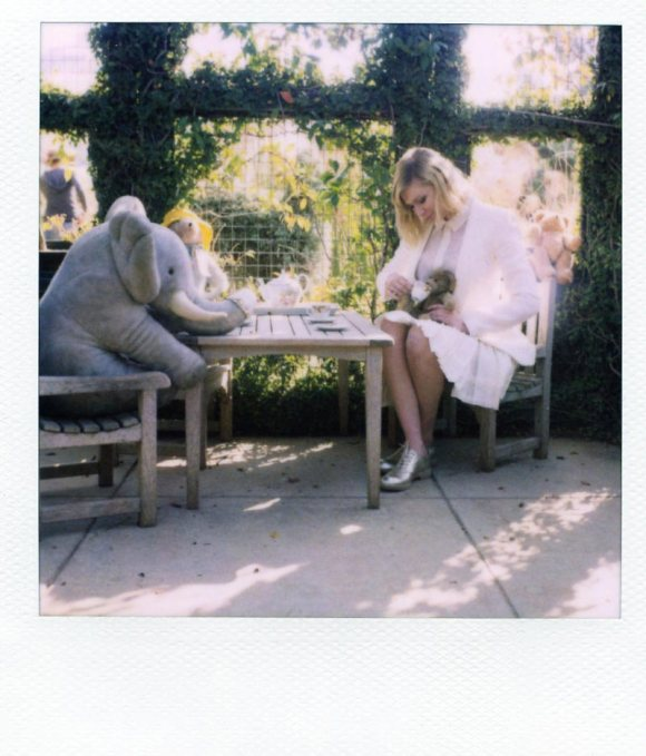 Kirsten Dunst Band of Outsiders Spring 2011 9