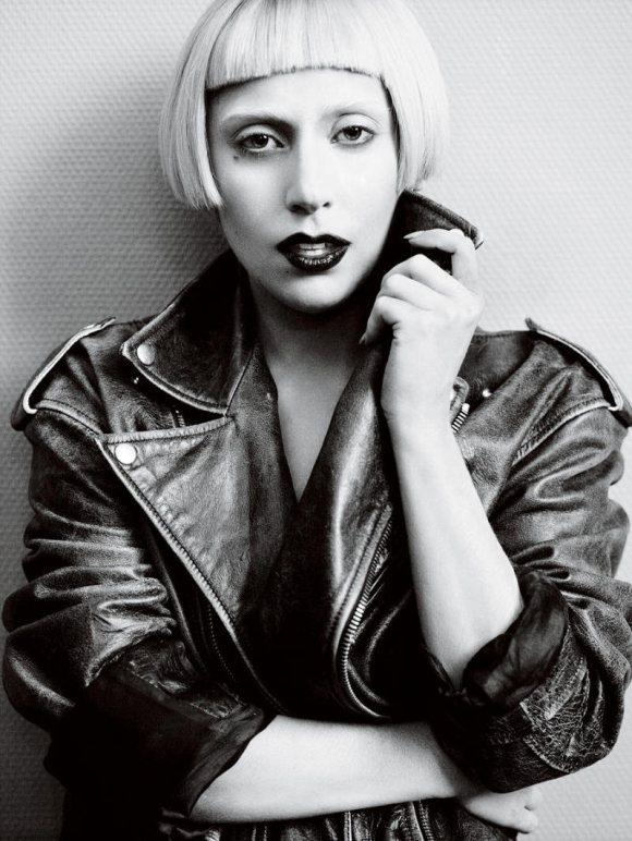 Lady Gaga Vogue US March 2011 6
