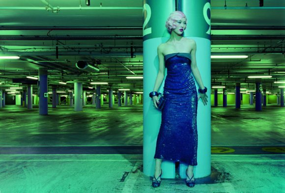 Liu Wen Vogue Italia February 2011 5