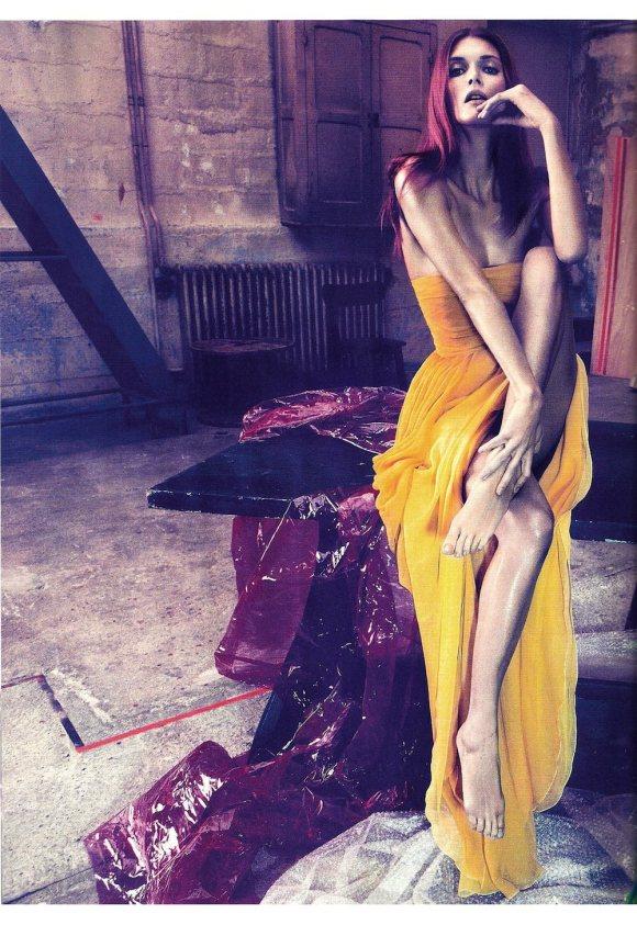 Maglosia Bela Vogue Spain March 2011 5