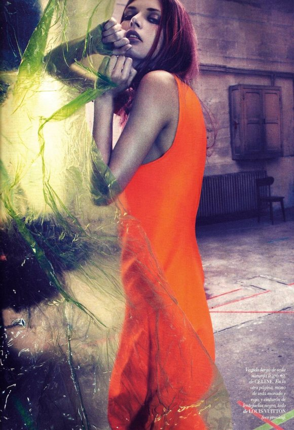 Maglosia Bela Vogue Spain March 2011 6