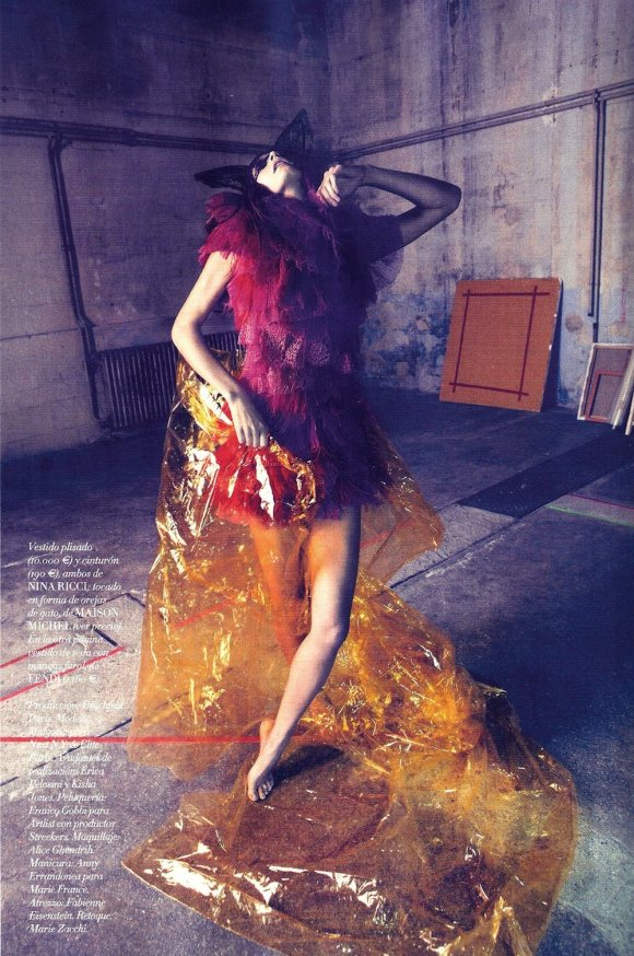 Maglosia Bela Vogue Spain March 2011 7