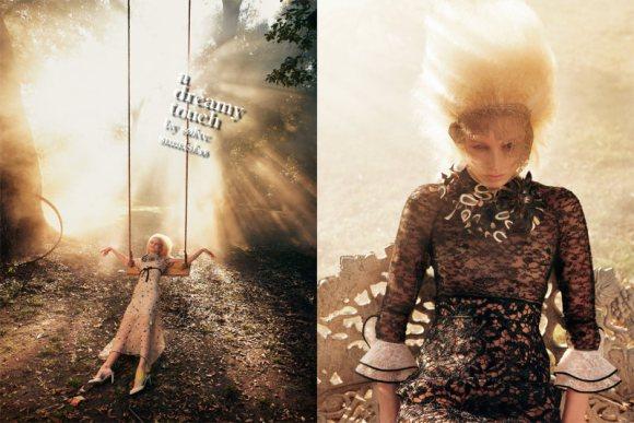 Melissa Tammerijn Vogue Italia February 2011 4