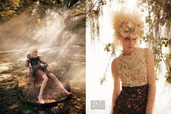 Melissa Tammerijn Vogue Italia February 2011 5