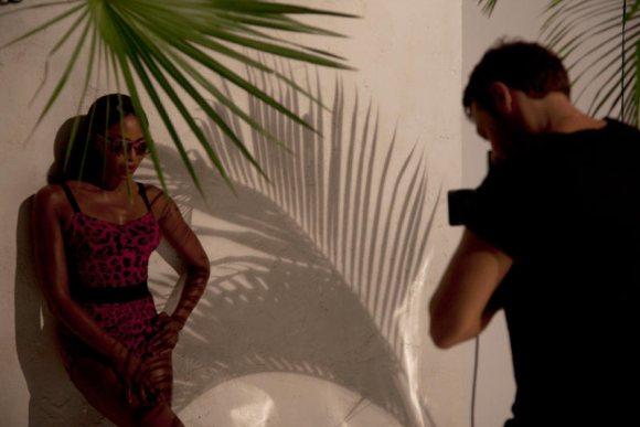 Naomi Campbell Dolce Gabbana Animalier 2011 4