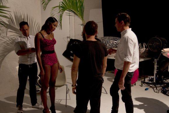 Naomi Campbell Dolce Gabbana Animalier 2011 5