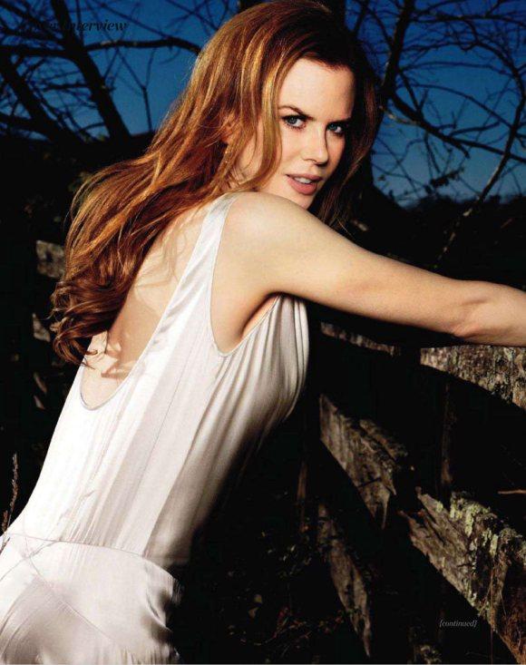 Nicole Kidman Marie Claire UK March 2011 3