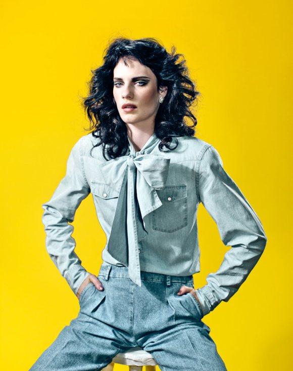 Querelle Jansen Glamour Netherlands March 2011 3