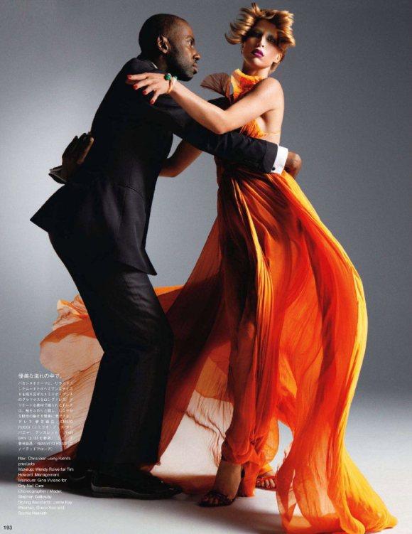 Raquel Zimmermann Vogue Nippon March 2011 11