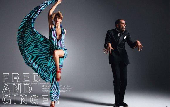 Raquel Zimmermann Vogue Nippon March 2011 2