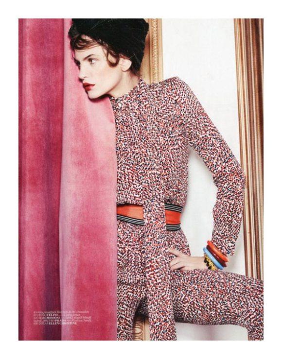 Regina Feoktistova Vogue Turkey February 2011 5