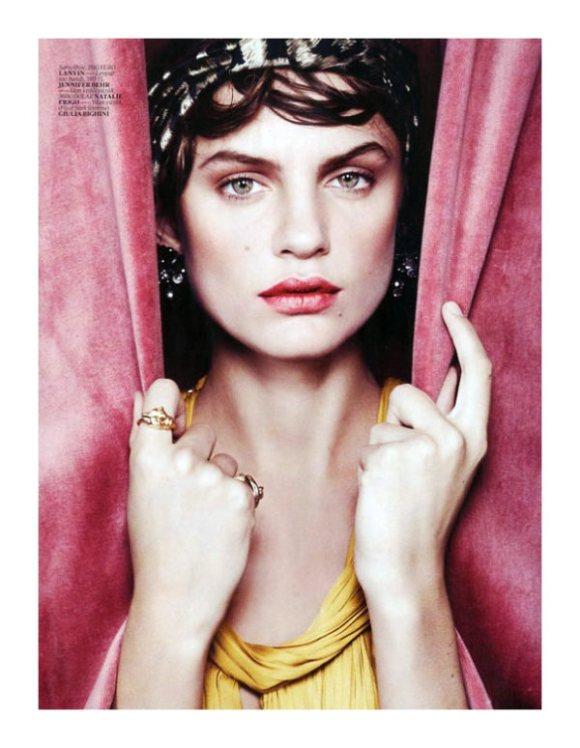 Regina Feoktistova Vogue Turkey February 2011 6