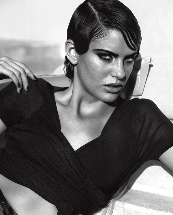 Ruby Alejandra Vogue Italia February 2011 11