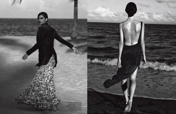 Ruby Alejandra Vogue Italia February 2011 3