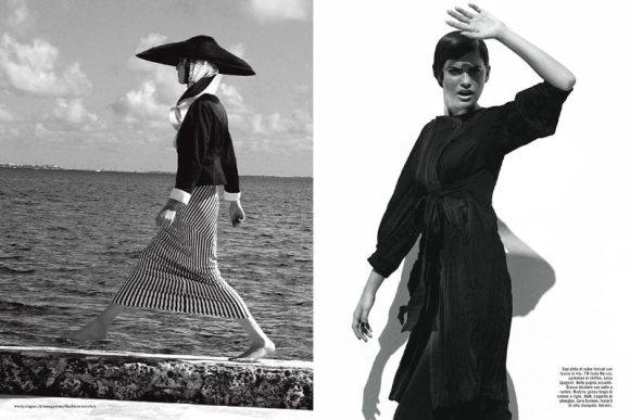 Ruby Alejandra Vogue Italia February 2011 6