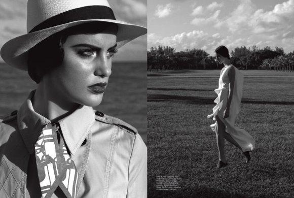 Ruby Alejandra Vogue Italia February 2011 9