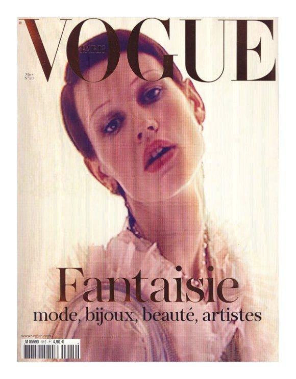 Saskia de Brauw Vogue Paris March 2011