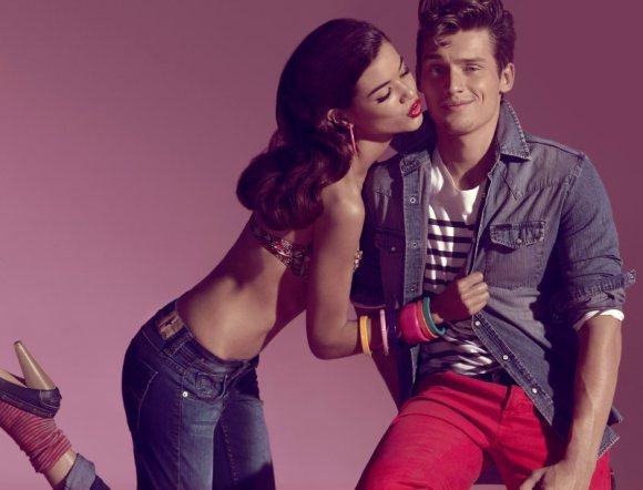 Sheila Marquez Blanco Jeans S 2011 Campaign 1