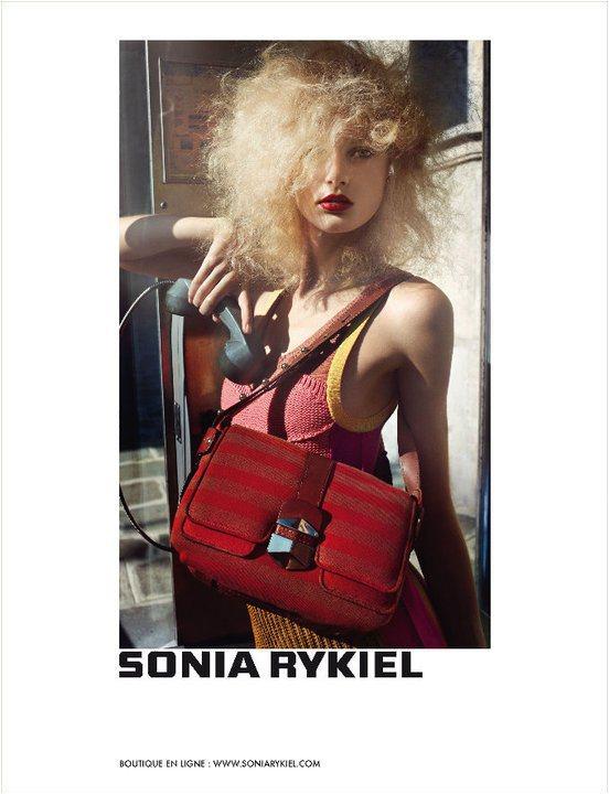 Sonia Rykiel Spring 2011 Campaign 4