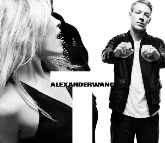 T by Alexander Wang Spring 2011 Campaign 1