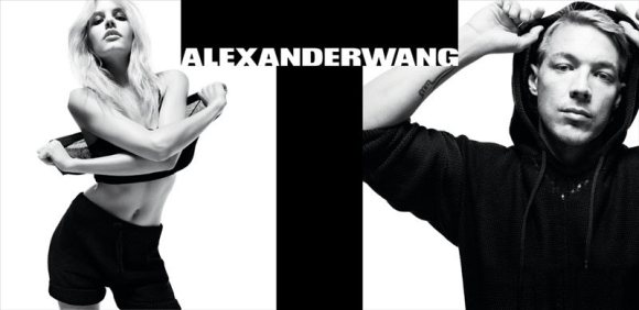 T by Alexander Wang Spring 2011 Campaign 2