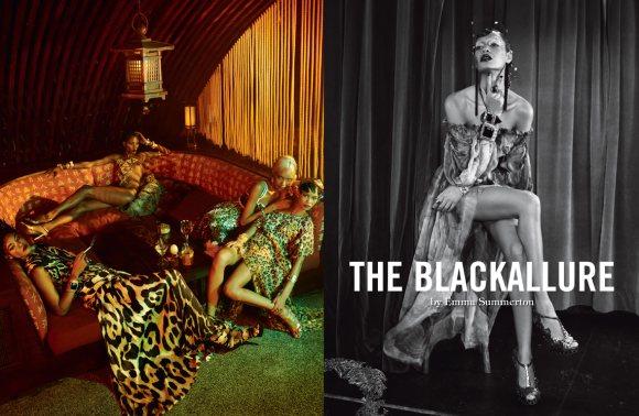 The Black Allure Vogue Italia February 2011 3