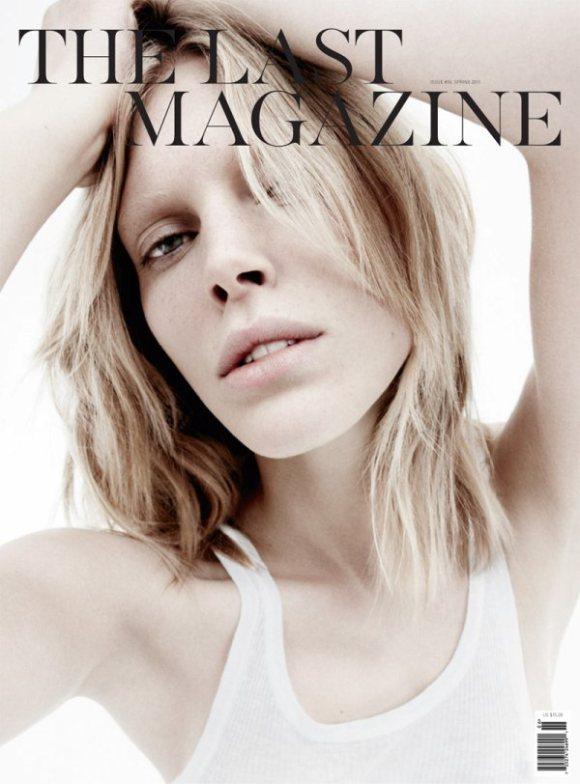 The Last Magazine S S 2011 Cover