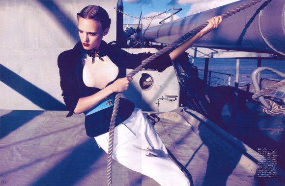 Theres Alexandersson Vogue Nippon March 2011 7