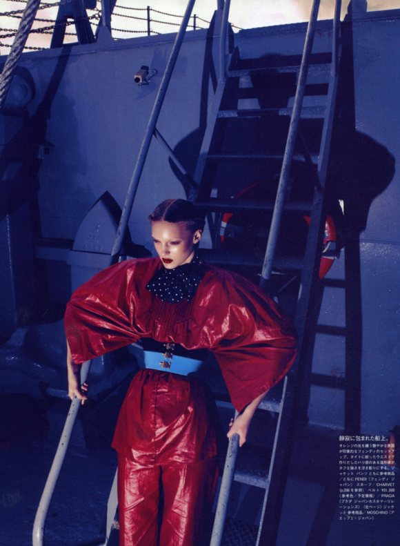 Theres Alexandersson Vogue Nippon March 2011 8