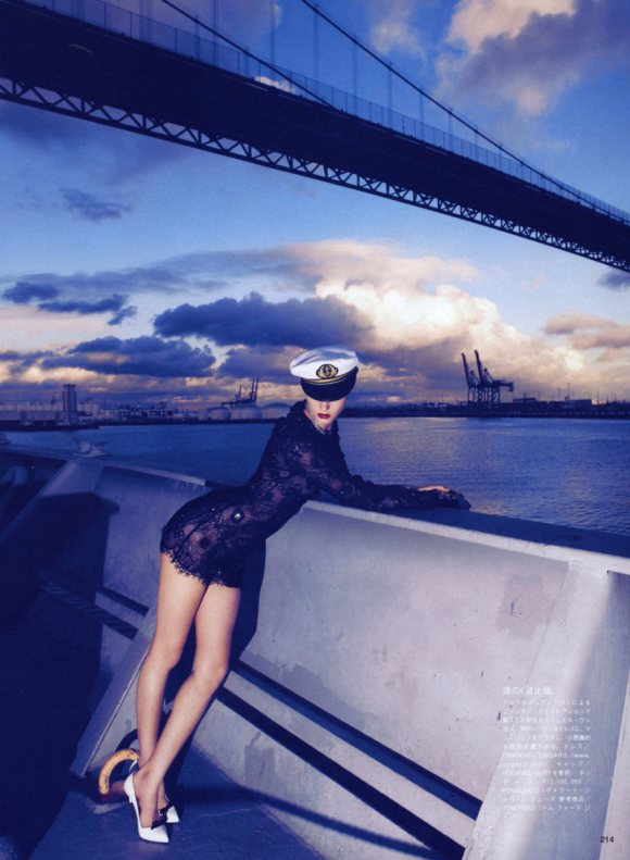 Theres Alexandersson Vogue Nippon March 2011 9