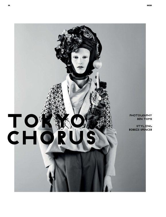Tokyo Chorus Dazed Confused February 2011 6