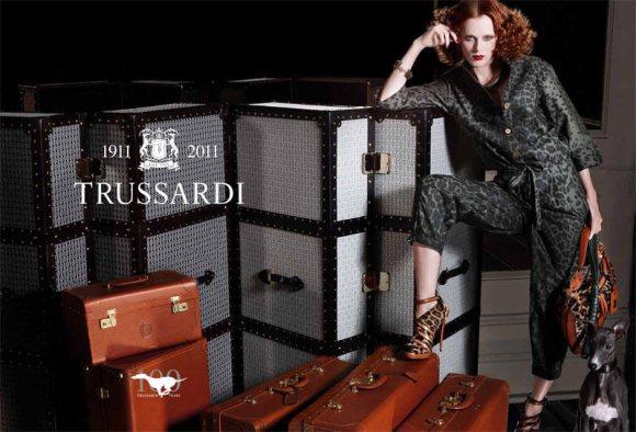 Trussardi 1911 Spring 2011 Campaign 2
