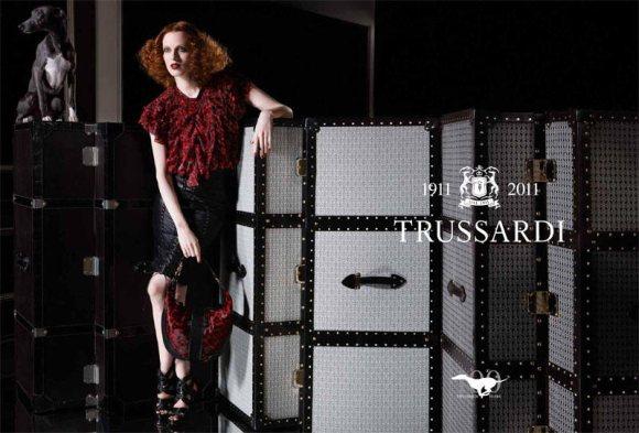 Trussardi 1911 Spring 2011 Campaign 5