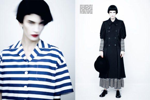 Valerija Kelava Vogue Italia February 2011 6