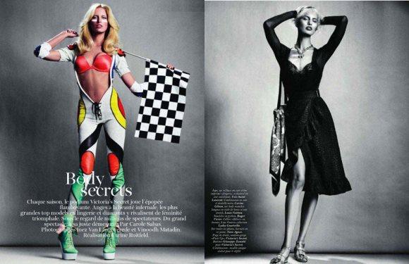 Vogue Paris March 2011 2