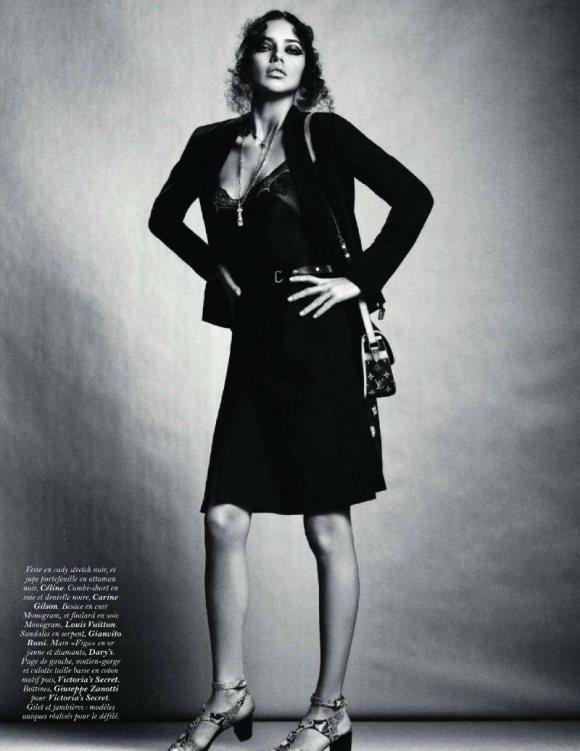 Vogue Paris March 2011 3