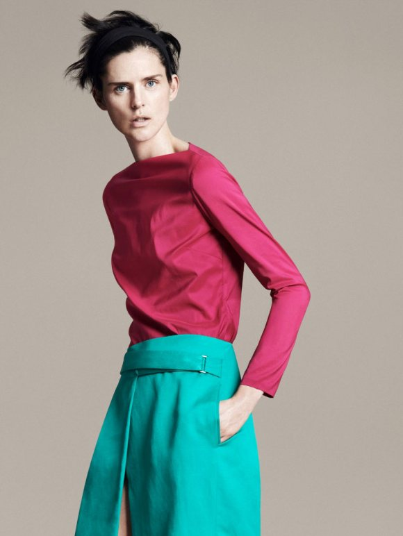 Zara Spring 2011 Campaign 1