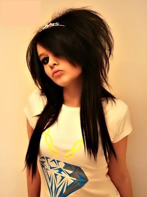 emo girl t-shirts