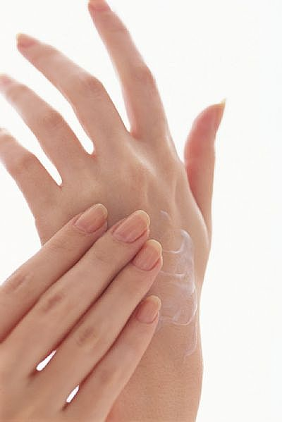 moisturize your skin to prevent from dryness