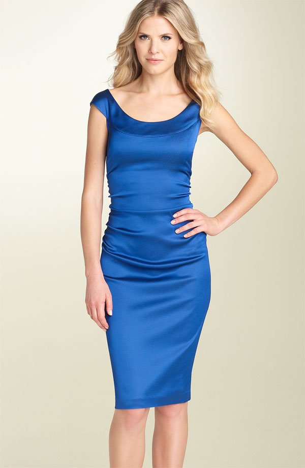 sheath dress for women