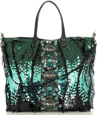 valentino-embellished-party bag women