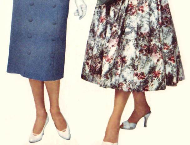 50s pointed shoes