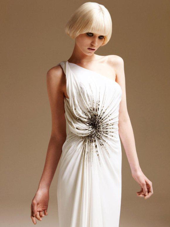 Abbe Lee Kershaw Atelier Versace Spring 2011 Lookbook 10
