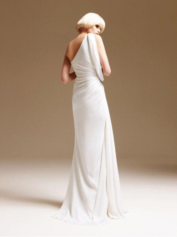 Abbe Lee Kershaw Atelier Versace Spring 2011 Lookbook 12