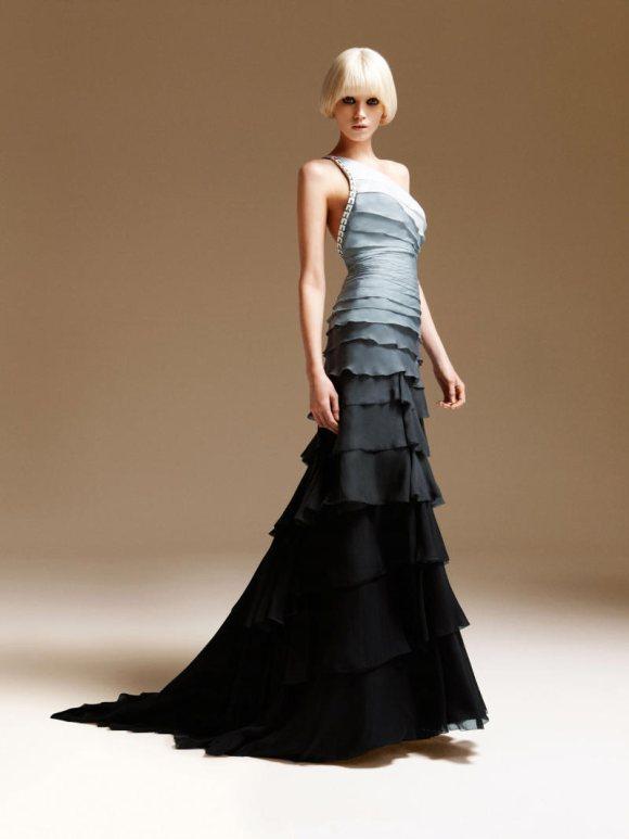 Abbe Lee Kershaw Atelier Versace Spring 2011 Lookbook 18